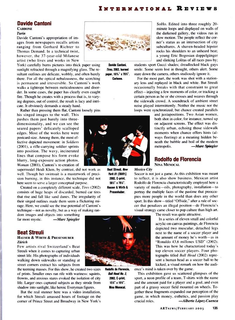 ArtNews_Reviews_Cantoni_2003_02